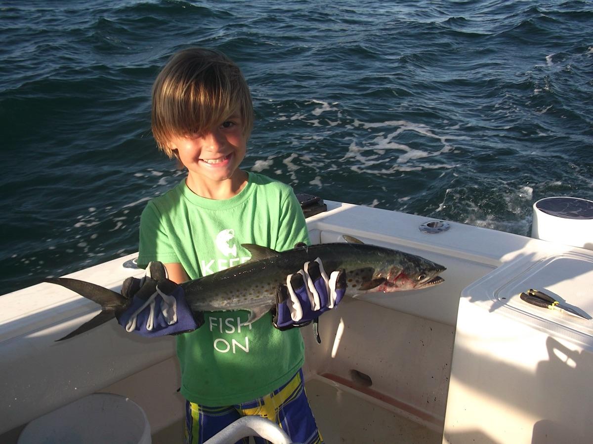 Big Game Fishing for Kids