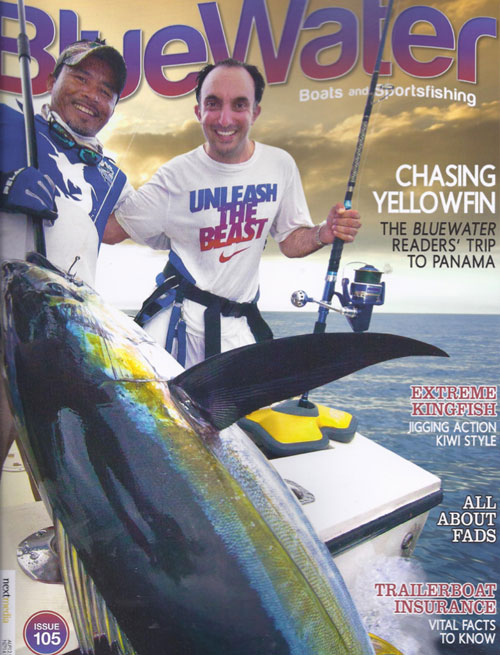 Bluewater Issue 105