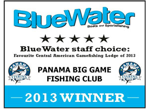 Bluewater Award 2013