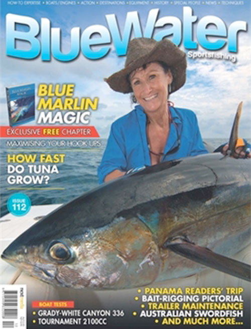 Bluewater Boats & Sportfishing