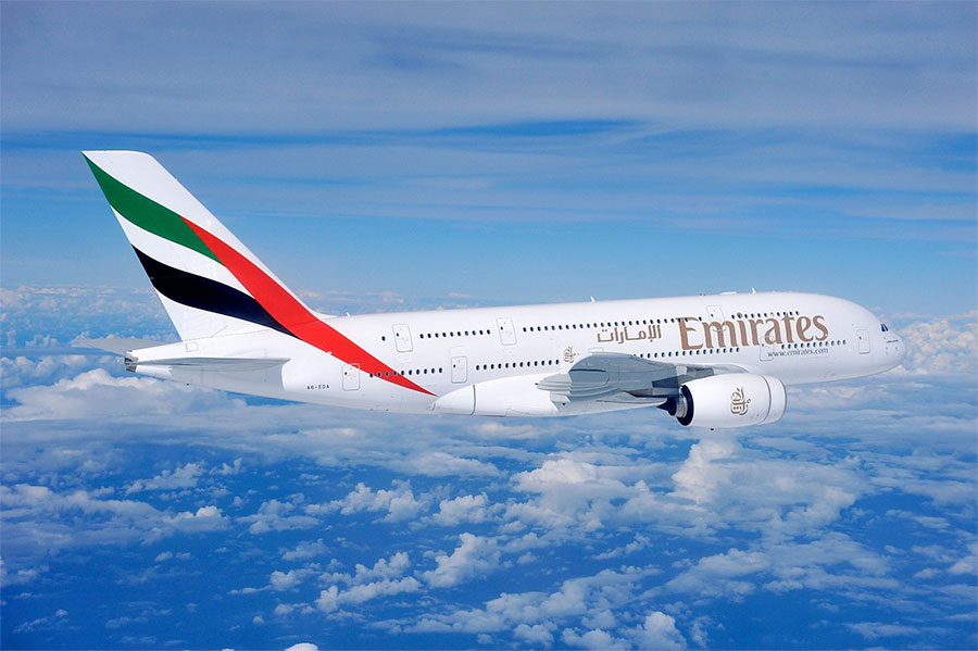 Emirates takes off for Panama City with 'longest non-stop flight'