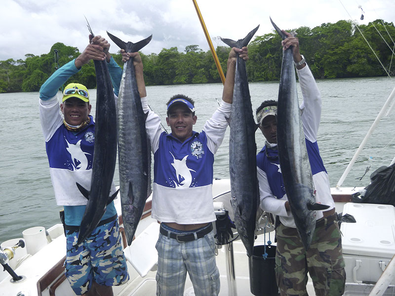 Panama Fishing Report July 2014