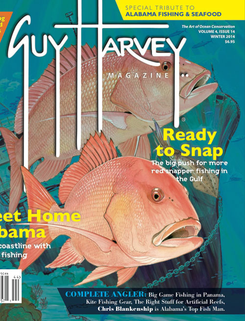 Guy Harvey Magazine 14/2014
