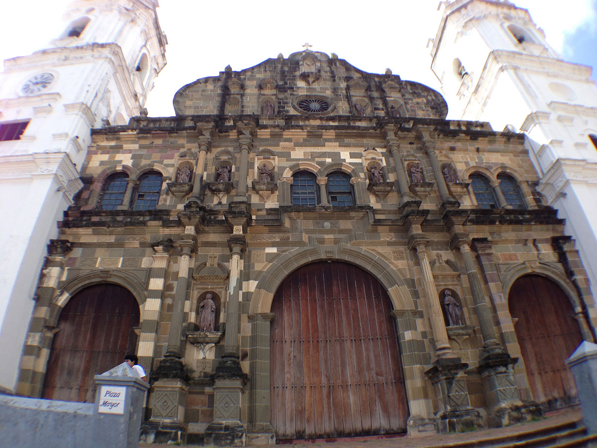 Old Panama Church